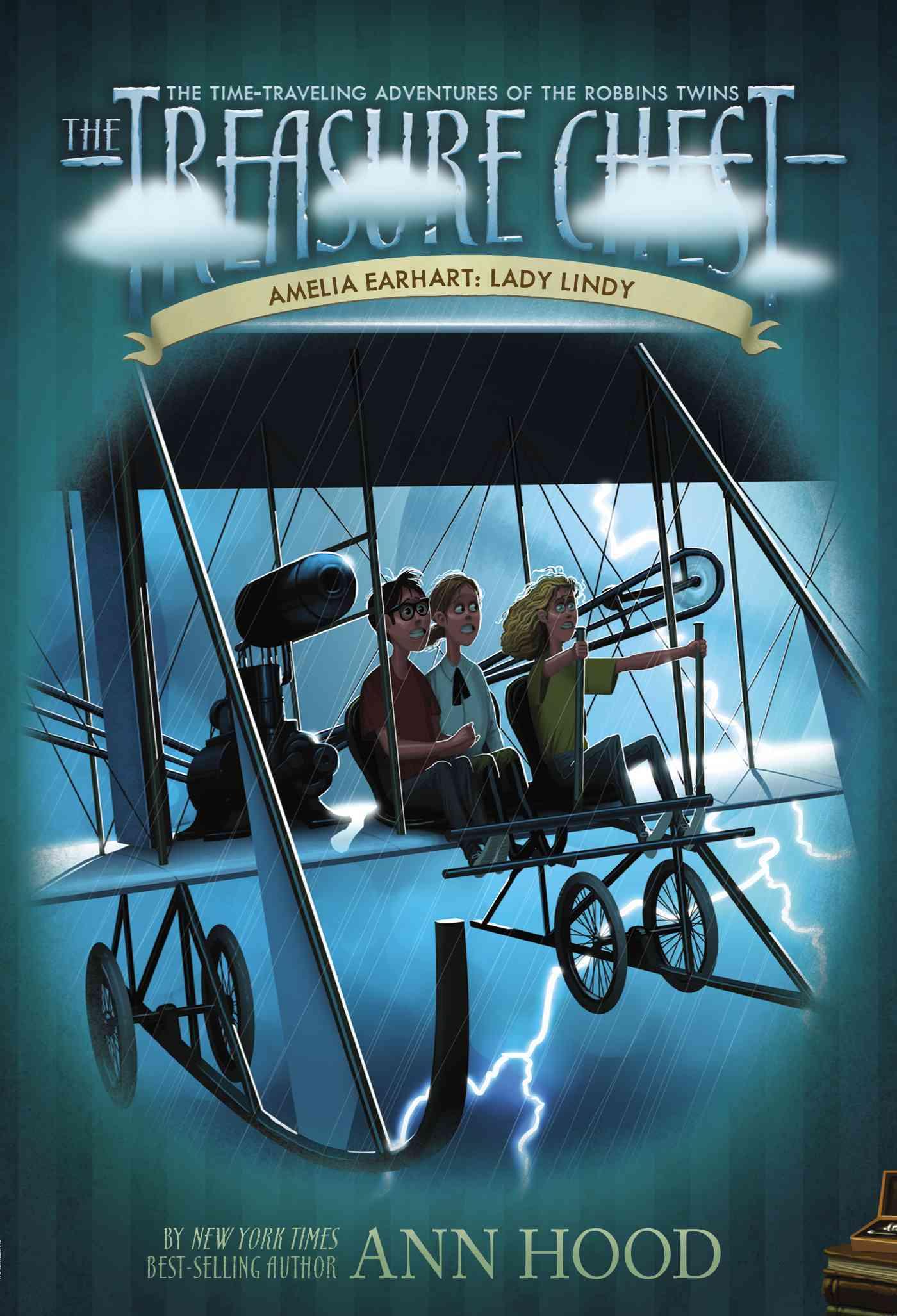 Amelia Earhart By Hood, Ann/ Zilber, Denis (ILT)