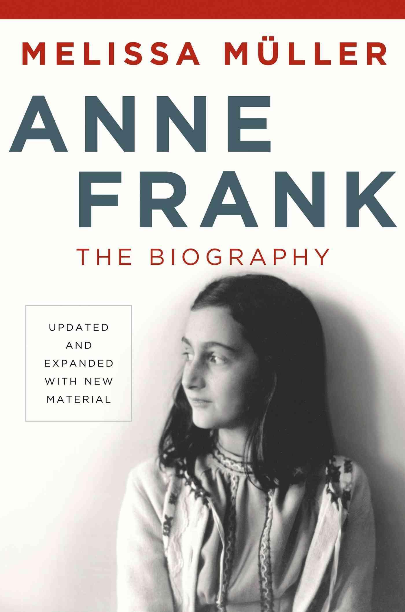 Anne Frank By Muller, Melissa